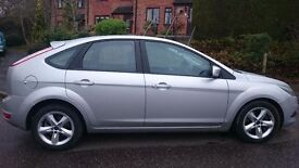 Ford Focus 1.8 TDCI low miles, one owner