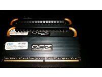OCZ Reaper ddr2 pc2 8500 ram