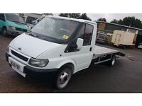 Ford Transit Recovery Tow Transporter Beavertail Truck New Body