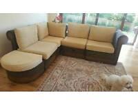 Wicker furniture in stunning CON