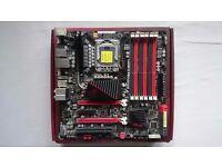 Asus Rampage III Gene Micro-ATX Motherboard Intel X58 1366