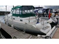 BENETEAU OCEANIS 36CC- gorgeous, large 40hp Volvo, £59500- reduced - great value
