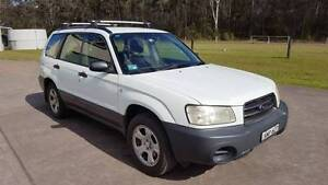 2002 Subaru Forester Wagon Clarence Town Dungog Area Preview
