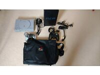 Playstation 1 and Playstation 2 with Official Playstation bag