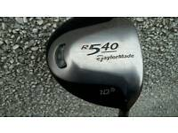 R540 taylormade