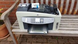 HP Officejet 7310 All-In-One Printer (print, scan, copy, fax)