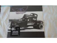 "Aerosmith ""Pump"" -New Sealed Vinyl Album"