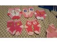 Girls designer socks