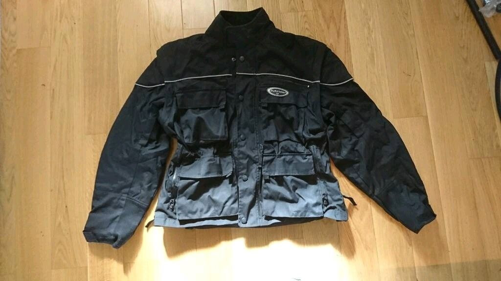 8442a5605a20 Wolfe out rider motorcycle jacket