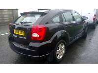 DODGE CALIBER SXT 2.0 AUTOMATIC SPARES OR REPAIRS