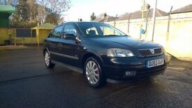 Immaculate diesel vauxhal Astra 2003 1 year Mot superb drive