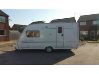 Sterling Swift Eccles Topaz 2004 2 berth caravan watch my video CAN DELIVER