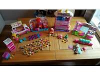 Shopkins collection - toys