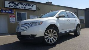 2013 Lincoln MKX LIMITED EDITION-NAVIGATION-PAN ROOF-LEATHER