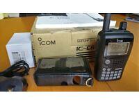 ICOM IC-E80D Dstar handheld radio