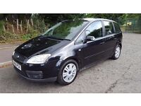 Ford Focus C-MaX 1.8 TDCi **DIESEL**Doctor Owner**F.S.H**MOT'D READY TO DRIVE AWAY**CHEAP TO RUN