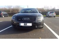 *reduced* AUDI TT 1.8 QUATTRO excellent condition for a 52reg, 89k, high spec leather/suede interior