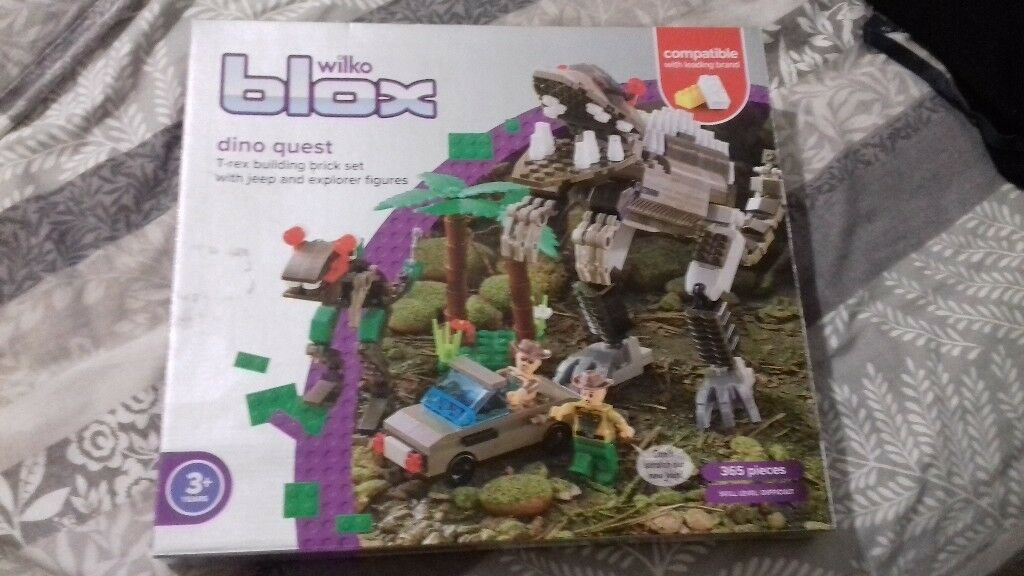3 sets of Lego Blox (Wilko lego) | in Wigston, Leicestershire | Gumtree
