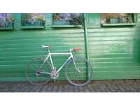 Benotto road city bike hybrid - beautiful retro 1982