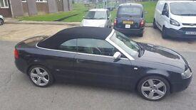 Audi A4 s4 convertible