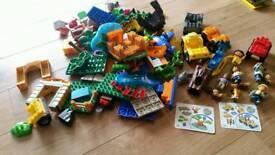 Mega blocks diego sets