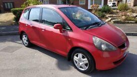 2004 Honda JAZZ 1.4 petrol --- MINT TECH.CON! 1 owner, 100miles/£10,-, FULL S.H, 10m MOT ---