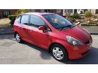 2004 Honda JAZZ 1.4 petrol --- MINT TECH.CON! 1 owner, 100miles/£10,-, FULL S.H, 10m MOT ---