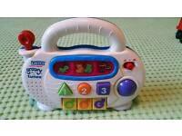 V-tech radio