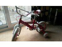 Huffy 12 inch bike