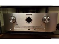 Marantz AV Receiver SR6008 4K 7.2 Channels 180W DTS-HD DTS-NeoX Audiophile Sound