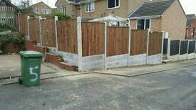 Concept fencing and decking