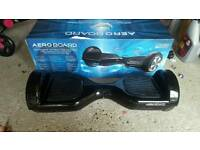 aero board hover board used a few times bought new in December