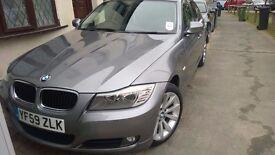 2010 BMW 318i SE BUSINESS EDITION START/STOP SAT NAV, Leather, PX swap part exchange quick sale