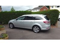 Ford Mondeo 2.0 TDCi Titanium X Estate 5dr Diesel Manual