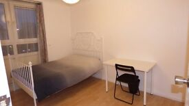 ** ALL BILLS INCLUDED ** SPACIOUS ROOMS TO RENT IN BOW / MILE END E3
