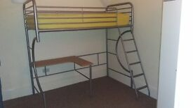 DELUX CABIN BED (Bensons for Beds) Excellent Condition, * Can deliver locally *