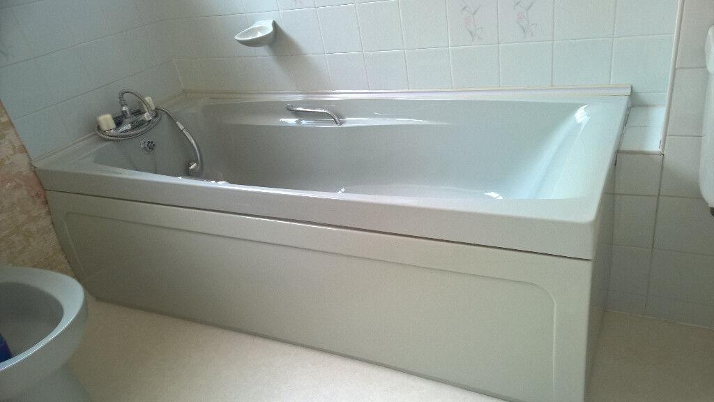 Bathroom Suite Armitage Shanks Vintage Oyster Grey RETRO 11 piece ...