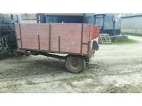Tipping trailer 3ton £650