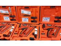 Paslode IM350+ First Fix Li-ion Gas Framing Nailer used £320 each