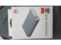 Brand New Huawei Power Bank 13000 mah£40