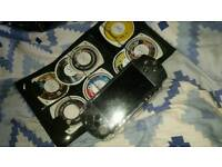 Psp with 8 games (must see)