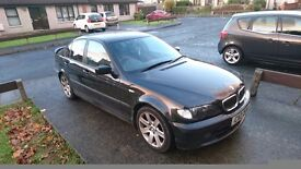 Bmw320d been mapped at some point very fast car. Great car