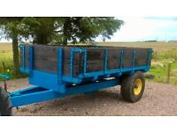 Tipping Cart for sale