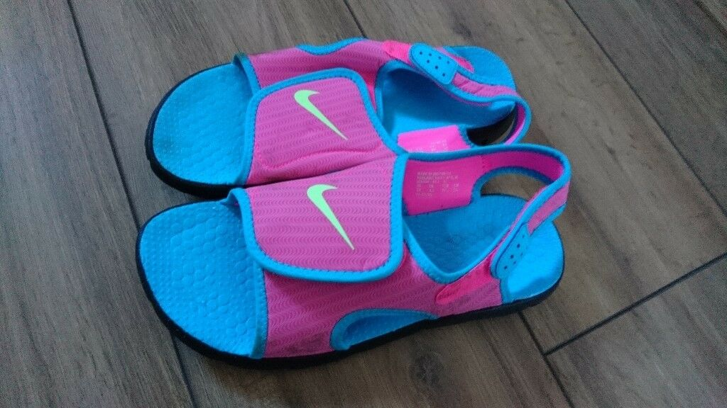 3432265dde84 Girls Nike Sandals