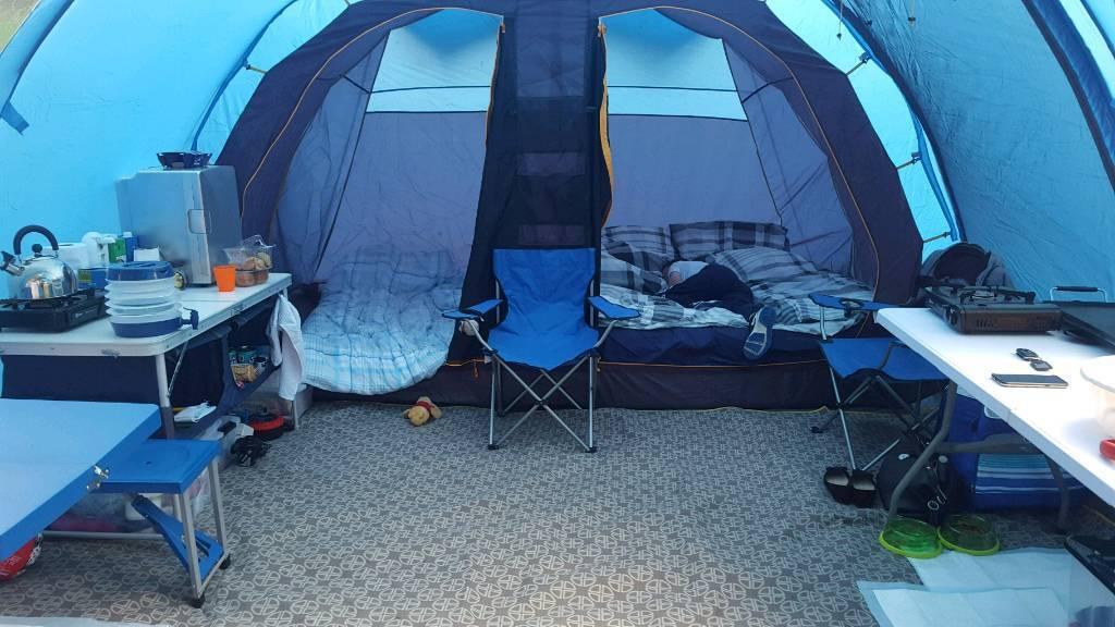 Hi Gear Oasis Elite 6 Tent In Sunderland Tyne And Wear