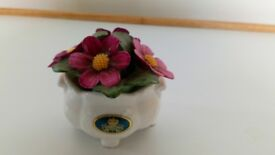 Aynsley fine bone china flower ornament