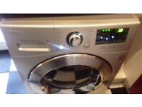 Washing machines from £75 can deliver and install