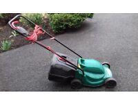 Qualcast Easy Trak 320 electric lawn mower