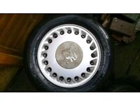 ALLOY WHEELS FOR ASTRA GTE (MK.2)