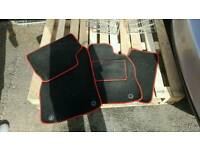Car mats for 2007 astra twin top